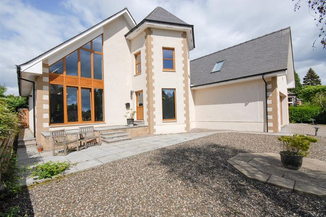 Thumbnail 5 bed detached house for sale in Kinkellas, 25 Glamis Drive, Dundee