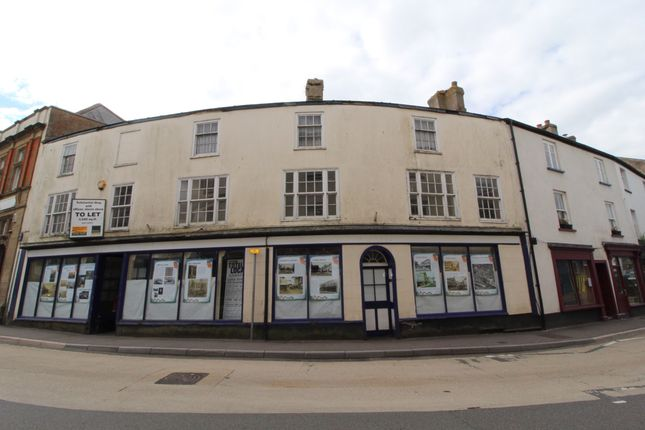 Thumbnail Retail premises for sale in And 3 Trinity Square, Axminster
