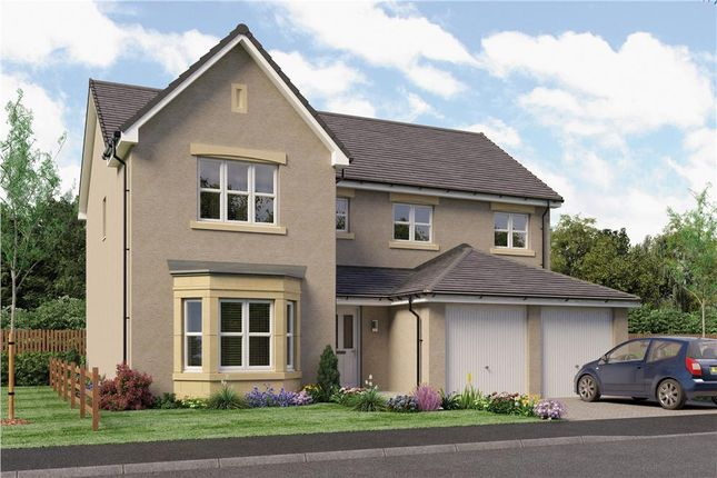 "Thumbnail Detached house for sale in ""Colville Det"" at Kingsfield Drive, Newtongrange, Dalkeith"