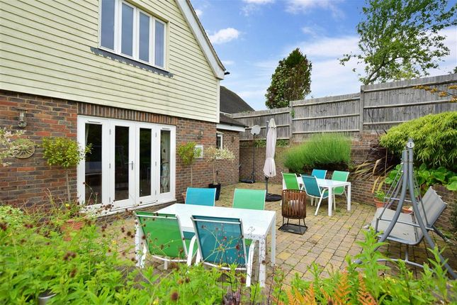 Patio / Decking of Braypool Lane, Patcham, Brighton, East Sussex BN1