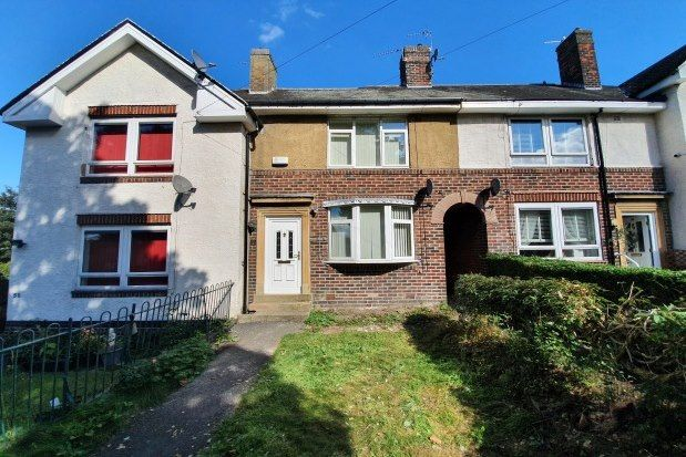 Thumbnail Property to rent in Follett Road, Sheffield