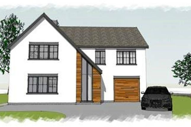 Thumbnail Detached house for sale in Cae'r Bont, Nebo, Llanon