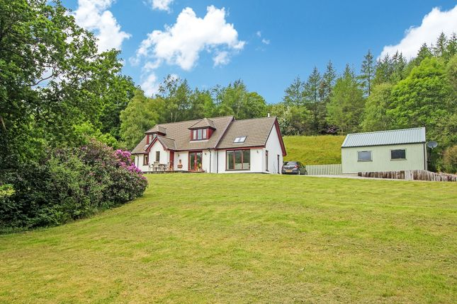 Thumbnail Detached house for sale in Duror, Argyll