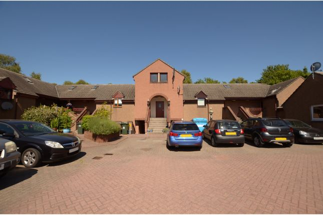 Thumbnail Flat for sale in Inshes Court, Inverness