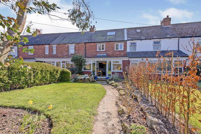 4 bed terraced house for sale in Embleton Terrace, Longframlington, Morpeth, Northumberland NE65