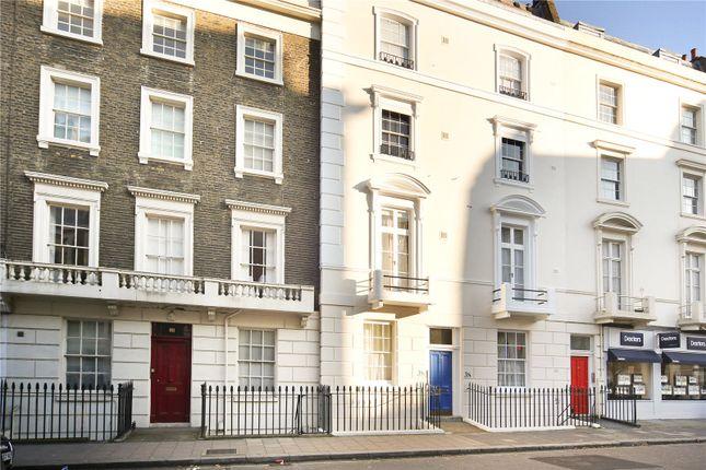 Exterior of Denbigh Street, London SW1V