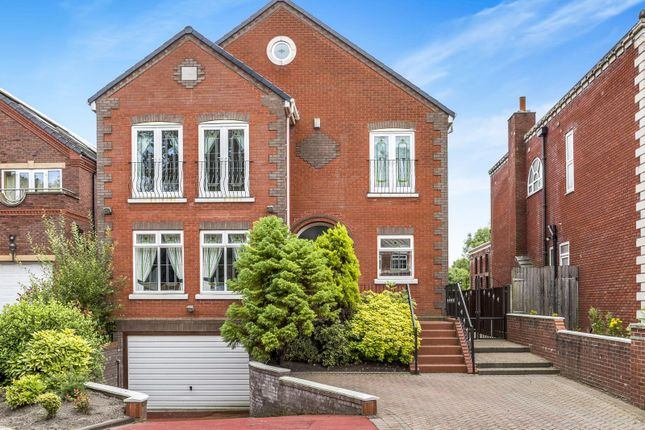 Thumbnail Detached house for sale in Old Kennel Close, Liverpool, Merseyside