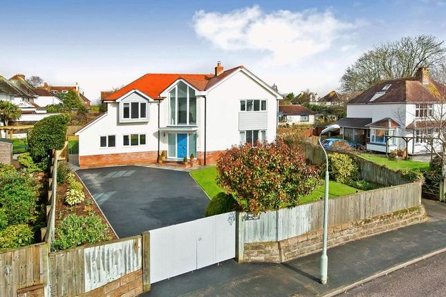 Thumbnail Detached house for sale in Cranford Avenue, Exmouth