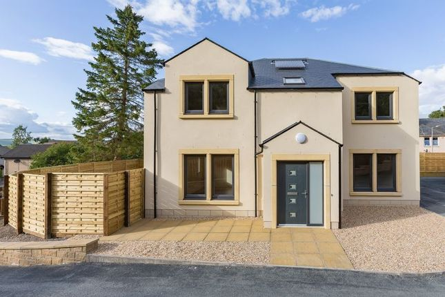 Thumbnail Detached house for sale in Woodstock View, Chiefswood Road, Melrose