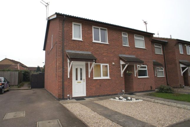 Thumbnail Property to rent in Halstock Drive, Alvaston, Derby