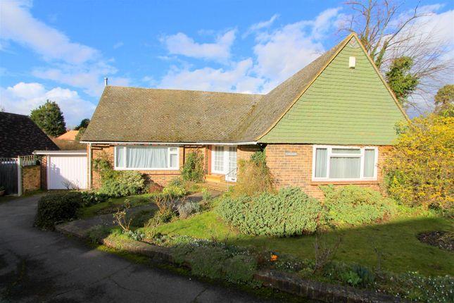 Thumbnail Detached bungalow for sale in Glen Road End, Wallington