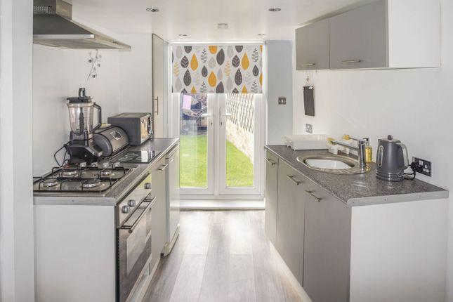 Annexe Kitchen of Pasture Way, Sherburn In Elmet, Leeds LS25
