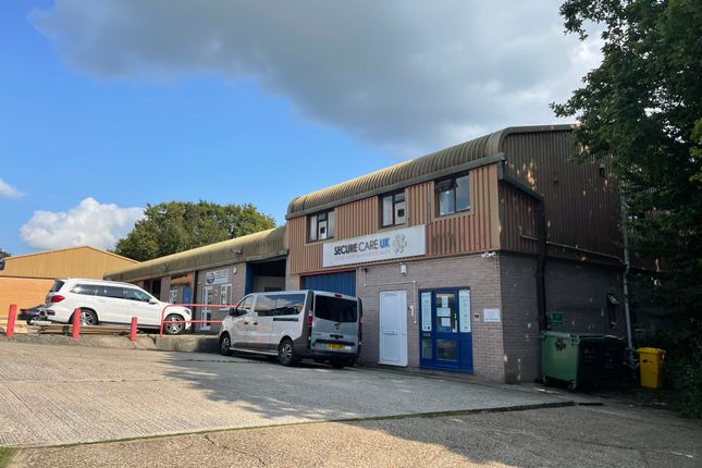 Thumbnail Industrial to let in Unit 1, Cubitt Way, St. Leonards-On-Sea