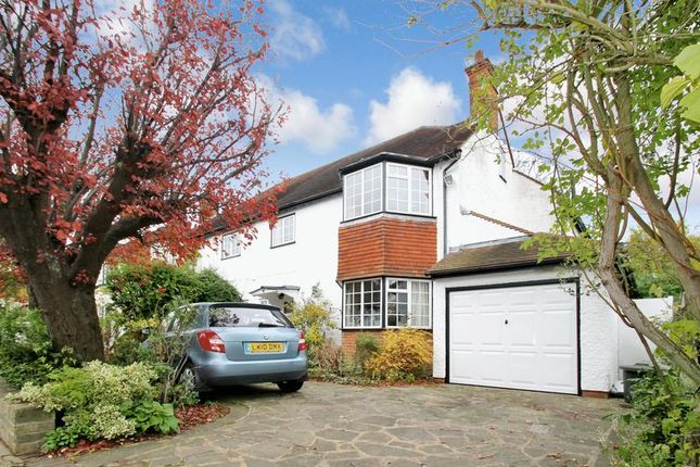 Thumbnail Semi-detached house for sale in Morford Way, Eastcote, Middlesex
