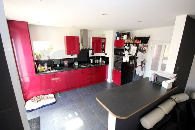 Thumbnail Semi-detached house for sale in St. Andrews Crescent, Wellingborough, Northamptonshire.