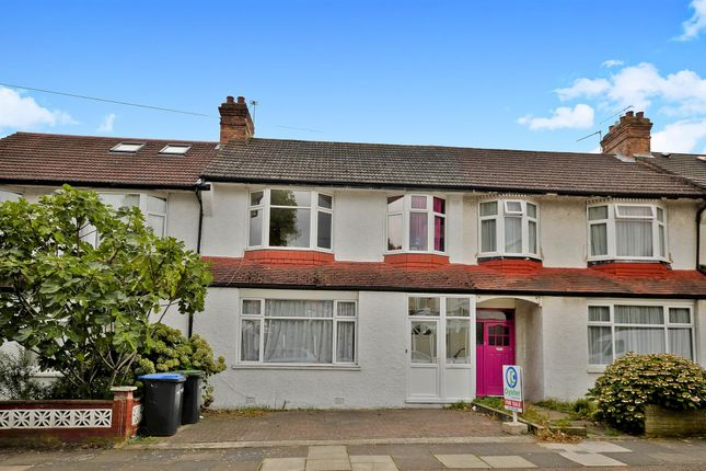 Thumbnail Terraced house for sale in Lawrence Avenue, Palmers Green, Palmers Green