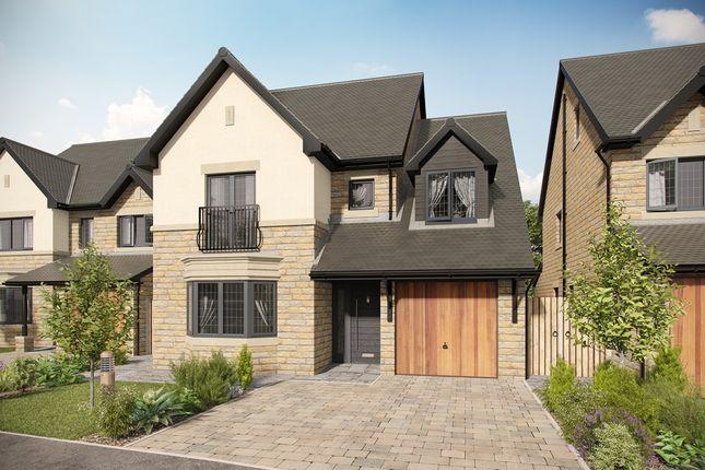 Thumbnail Detached house for sale in The Lytham, Wyre Grange Lodge Lan, Singleton, Poulton-Le-Fylde, Lancashire