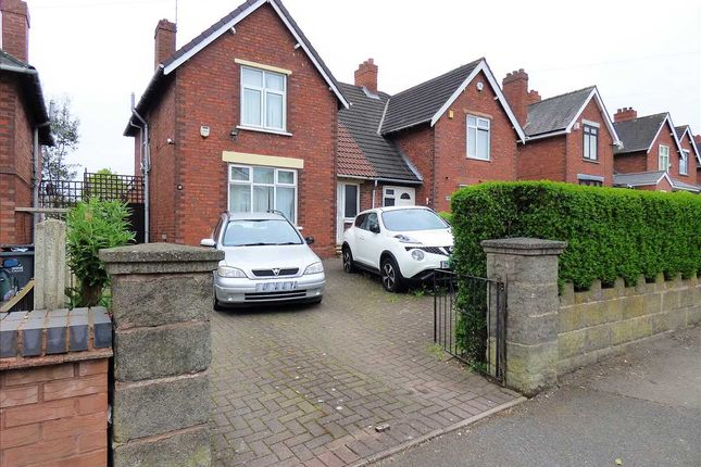 3 bed semi-detached house for sale in Well Lane, Bloxwich, Walsall WS3