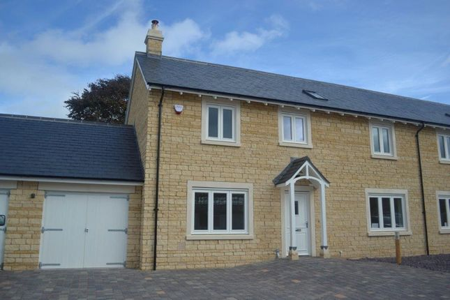 Thumbnail Semi-detached house to rent in Mill Lane, Beckington, Frome