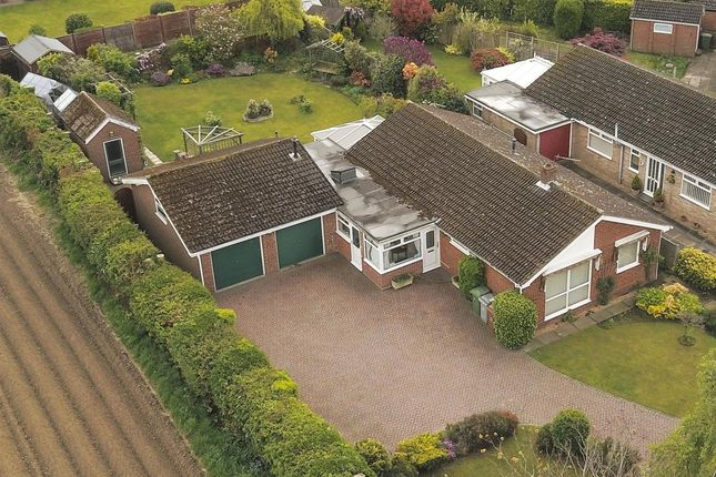 Thumbnail Bungalow for sale in Charles Close, Acle, Norwich