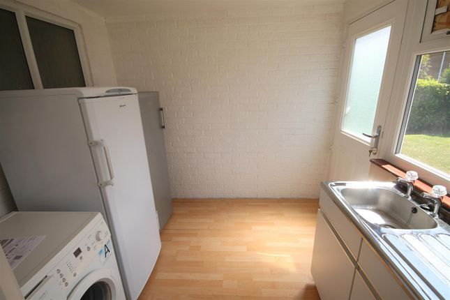 Utility Room of Heatherdale Crescent, Belmont, Durham DH1