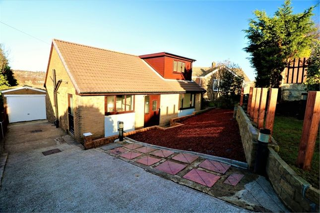 Thumbnail Detached bungalow for sale in Wentworth Crescent, Mapplewell, Barnsley, South Yorkshire