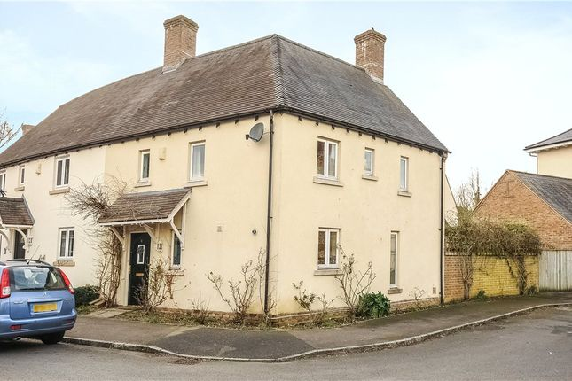 Thumbnail Semi-detached house for sale in Lower School Lane, Blandford St. Mary, Blandford Forum, Dorset