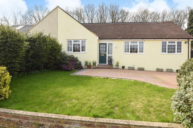 Thumbnail Bungalow for sale in Harpesford Avenue, Virginia Water
