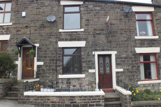 Thumbnail Terraced house to rent in Carrhill Terrace, Carrhill Road, Mossley, Ashton-Under-Lyne