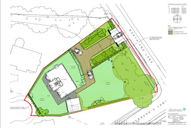 Thumbnail Land for sale in Gerrards Lane, Halewood, Liverpool