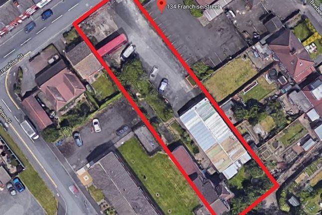 Thumbnail Land for sale in Franchise Street, Darlaston, Wednesbury