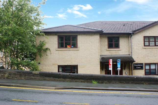 Thumbnail Flat for sale in Flat, Foundation House, Halifax Road, Keighley
