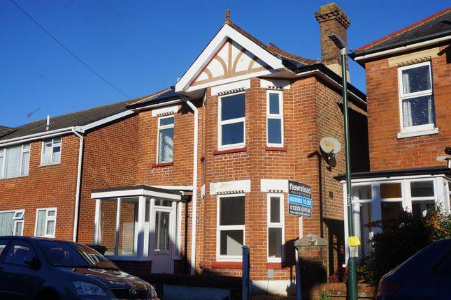 Thumbnail Studio to rent in Elmes Road, Winton, Bournemouth