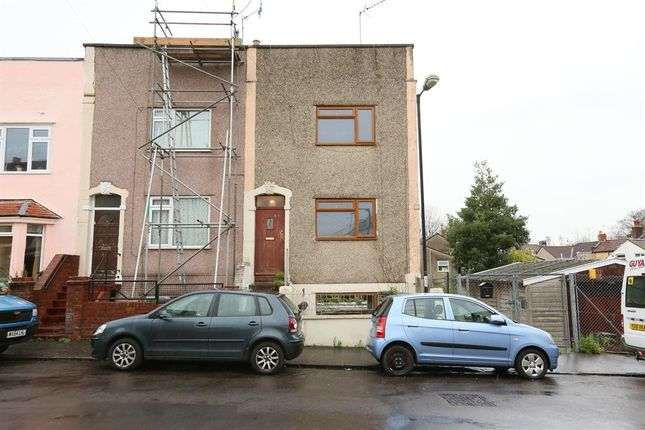 Thumbnail Terraced house for sale in Woodborough Street, Easton Bristol