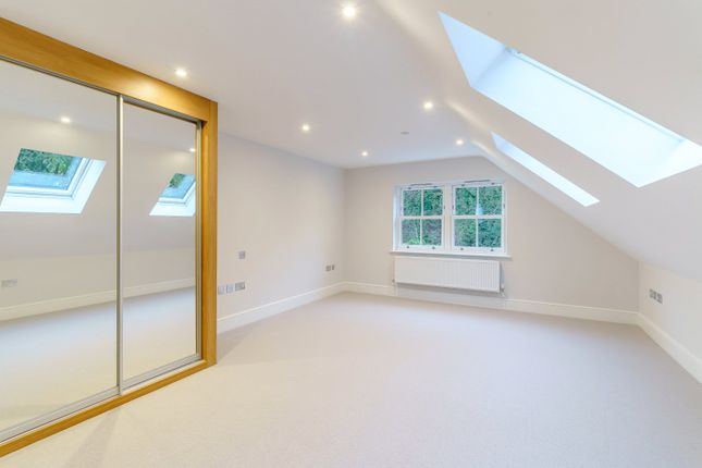 Master Bedroom of Chalkpit Lane, Marlow, Buckinghamshire SL7