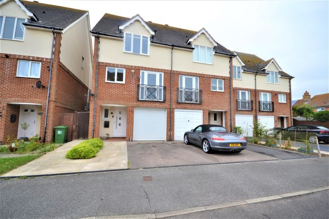4 bed end terrace house for sale in Hobart Quay, Eastbourne BN23