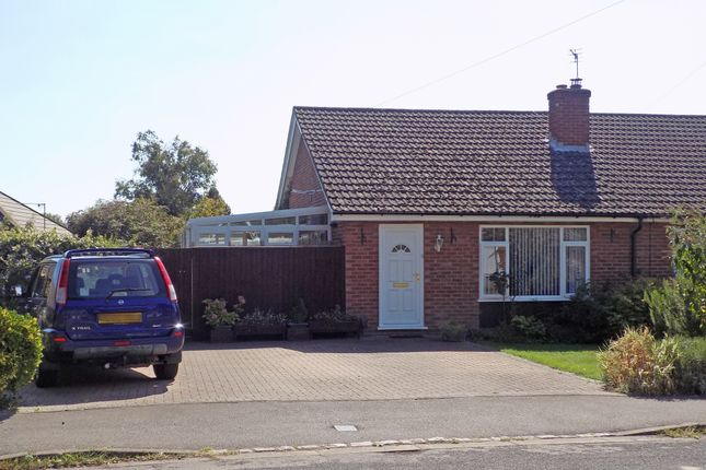 Thumbnail Bungalow for sale in Hillview Road, Abingdon