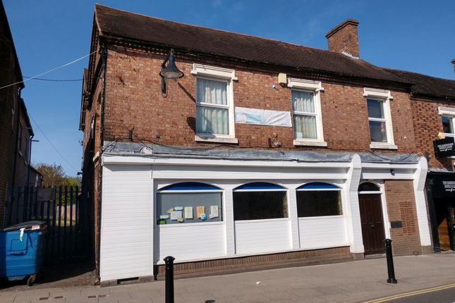 Thumbnail Commercial property for sale in Telford, Shropshire