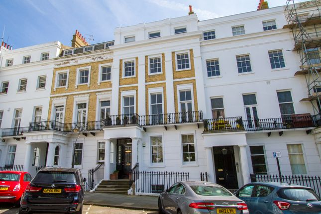 Thumbnail Flat to rent in The Leas, Sussex Square, Kemp Town