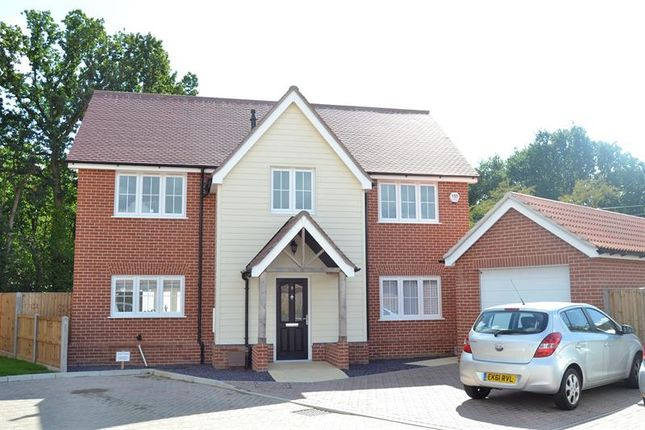 Thumbnail Detached house for sale in Hendry Worthington Close, Ipswich Road, Colchester