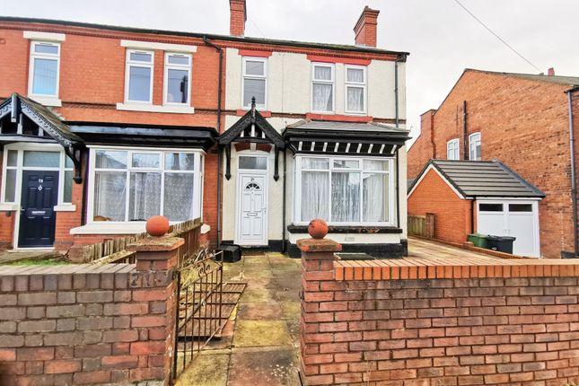 Thumbnail Semi-detached house to rent in Stourbridge Road, Dudley