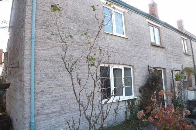 Thumbnail End terrace house for sale in Castle Street, Keinton Mandeville, Somerton