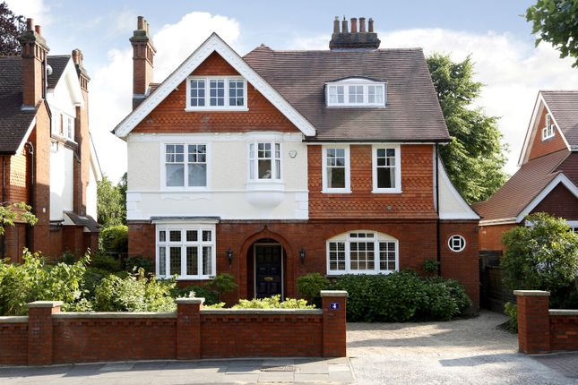 Thumbnail Detached house to rent in Southborough Road, Surbiton