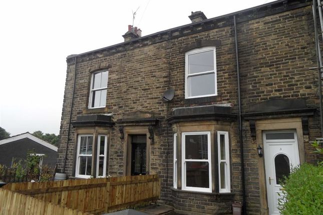 Thumbnail Terraced house to rent in Spring Villas, Midgley Road, Hebden Bridge