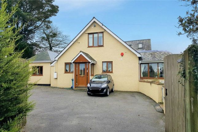 Thumbnail Detached house for sale in Bodmin Road, Truro, Cornwall