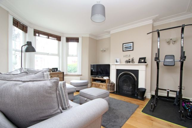 Thumbnail Terraced house to rent in Maidstone Road, London