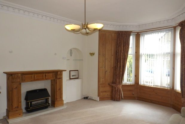 Thumbnail Terraced house to rent in Camperdown Street, Broughty Ferry, Dundee