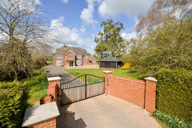 Thumbnail Detached house for sale in The Street, Brook, Ashford