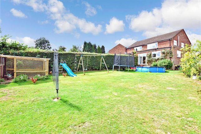 Rear Garden of Garden Close, Maidstone, Kent ME15