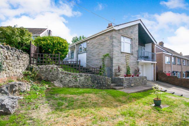 Thumbnail Detached bungalow for sale in Bridgend Road, Porthcawl